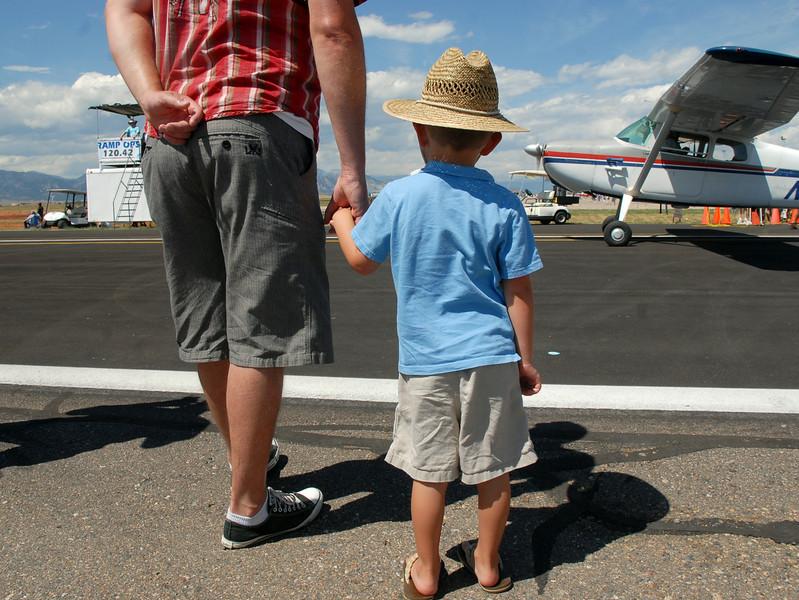 Father Son Flight